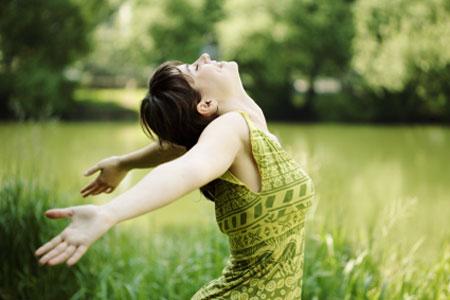 Thư giãn hợp lý để nuôi dưỡng chăm sóc da từ bên trong